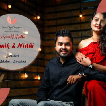 Samik & Nidhi